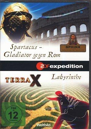 Das Beste aus Terra X, Sphinx & Co.: Spartacus - Gladiator gegen Rom + Labyrinthe