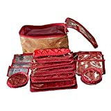 Srajanaa Festive Special Combo 15pc. Locker Jewellery kit for Women