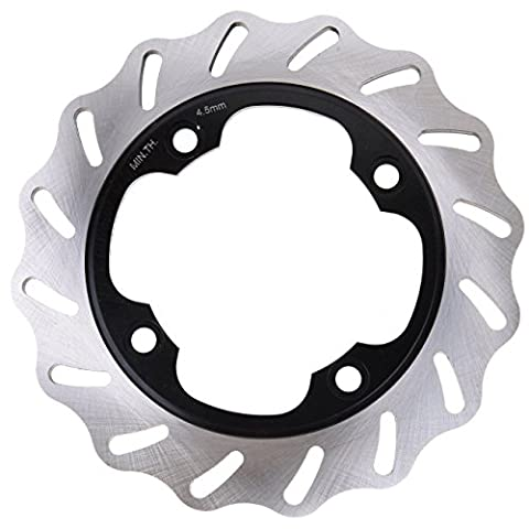 Paneltech arrière disque de frein Rotor pour Honda CBR CB 600CBR 600rr VTR 1000F VTR 1000SP-1