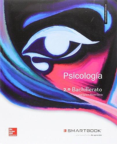 Psicología - 2º Bachillerato - 9788448609160 por José Ignacio Alonso