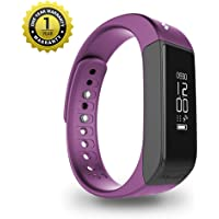 MevoFit Drive Fitness Band & Smart Watch : Smart-Watches with Fitness-Tracker-Bands for Men-&-Women | Activity-Pedometer