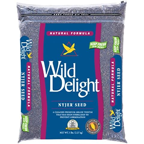 Wild Delight 383050 Natural Formula Nyjer Seed - Nyjer Seed