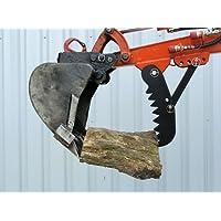 Baggerdaumen 450mm für alle Minibagger geeignet, Länge 450mm, Breite: 120mm,