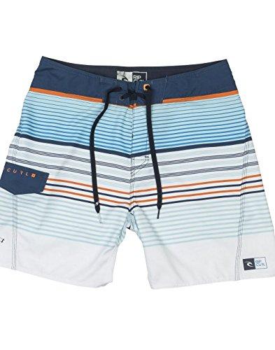 "Rip Curl Replay 19"" Board Shorts Bright Blue CBOAJ4 Waist Size - 36"