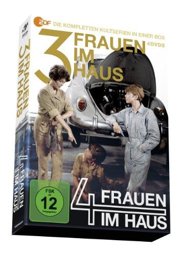 Vier Frauen im Haus (4 DVDs)