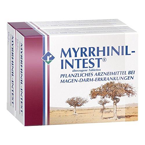 MYRRHINIL-INTEST, 200 St. überzogene Tabletten -