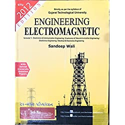 ENGINEERING ELECTROMAGNETIC FOR GTU 2012 EDI (UISED BOOK)