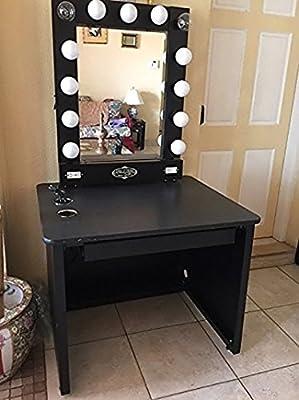 BF Pro Hollywood beleuchtete Make-up Eitelkeit LED Spiegel 3 Watt LED Eitelkeitslichter CODE: 859