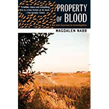 Property of Blood (Marshal Guarnaccia Investigation)