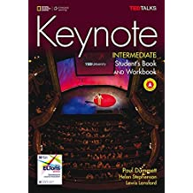 Keynote: B1: Intermediate - Student's Book and Workbook (Combo Split Edition A) + DVD-ROM: Unit 1-6 (Keynote Combo Split Editions)