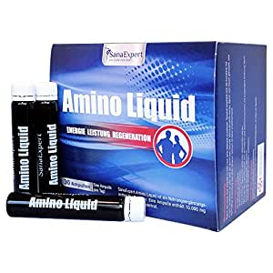 SanaExpert Amino Liquid, Aminoacidi in fiale, 30x25 ml