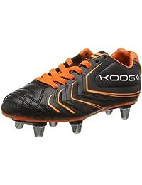 Kooga Warrior 2 Junior, Chaussures de Rugby Garçon