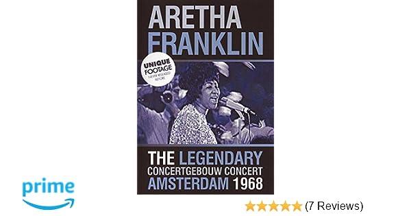Aretha Franklin - Live at the Concertgebouw Concert DVD