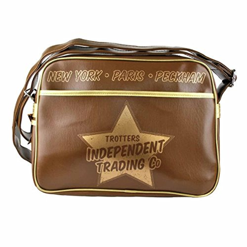 Trotters Independent Trading Messenger Bag - fun gift idea