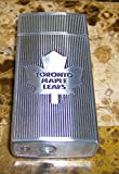 Bic Nhl Toronto Maple Leafs Lighter & Case Stainless Steel Limited Edition
