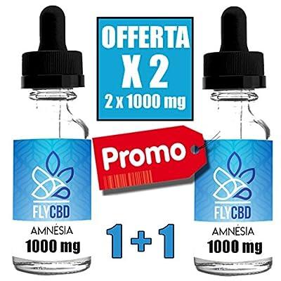 E LIQUID CHARGE VON 2 AMNESIA 1000 mg von LILI WORLD EXCHANGE