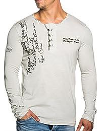 Tazzio - T-Shirt à manches longues - Homme