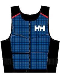 Helly Hansen Rider Stealth Zip Chaleco, Hombre, Azul (Azul 563), One Size (Tamaño del Fabricante:90+)