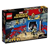 #9: Lego Thor vs Hulk Arena Clash