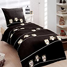 suchergebnis auf f r eulen bettw sche. Black Bedroom Furniture Sets. Home Design Ideas