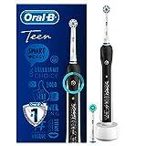 Oral-B SmartSeries Teen Boys Sensi Ultrathin - Cepillo eléctrico recargable con tecnología de...