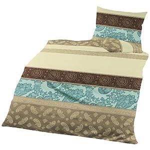 Bettwäsche 155220 Baumwolle Reißverschluss Deine Wohnideende