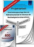 Technischer Betriebswirt TBW Projektarbeit + Präsentation IHK Nachhaltigkeit im Unternehmen +