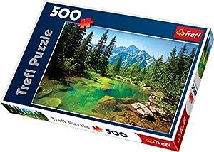 TREFL 37117 - Puzzle (500 Piezas), diseño de los Montes Tatras