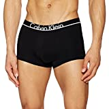 Calvin Klein Herren Boxershorts Low Rise Trunk, Schwarz (Black 001), X-Large