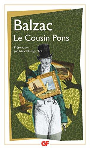 Le cousin Pons par Honoré Balzac