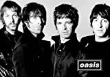 Oasis-3-A4Noel & Liam Gallagher-Gruppo musicale Musica Legends--Poster Stampa-Immagine