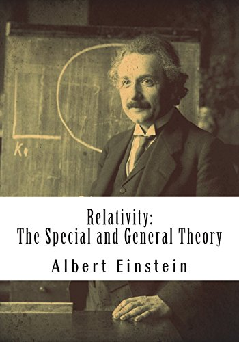Relativity: The Special and General Theory por Albert Einstein