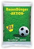 Rasendünger 10kg Aktionsdünger Grasdünger Dünger für Rasen