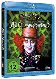 Alice im Wunderland [Blu-ray] - Johnny Depp, Mia Wasikowska, Anne Hathaway, Christopher Lee, Michael Sheen