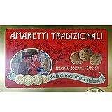 Cremona Amaretti Tradizionali 250g (italienisches Kaffee-Gebäck)