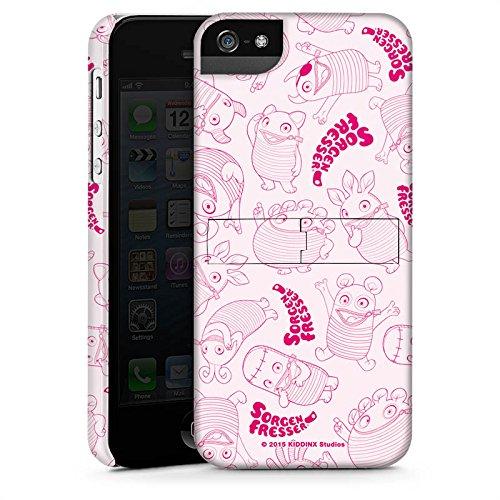 Apple iPhone X Silikon Hülle Case Schutzhülle Sorgenfresser Spielzeug Fanartikel Merchandise Premium Case StandUp