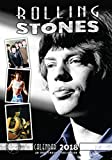 ROLLING STONES CALENDAR 2018 LARGE (A3 ) SIZE POSTER WALL CALENDAR BRAND NEW BY DREAM
