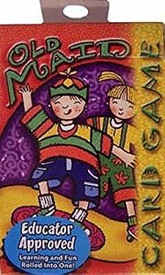 Pouilleux pour enfant (Old Maid Card Game)