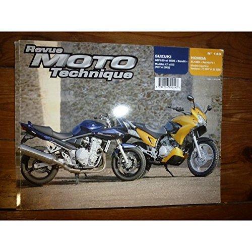RRMT0148.1 REVUE TECHNIQUE MOTO - SUZUKI GSF 650, GSF650 S SA SU...