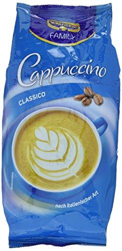 KRÜGER Family Cappuccino Classico, 12er Pack (12 x 0.5 kg)