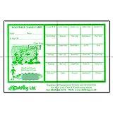ClubKing Ltd Fußball-Karten, 30 Felder