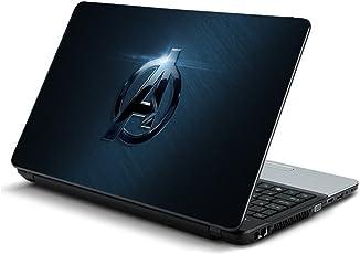 "Elton Avengers Marvel Theme Vinyl Laptop 3M Skin Sticker Reusable Protector for 11.6"" -15.6"" Inch Acer Leonovo Sony Asus Toshiba Hp Samsung Dell"