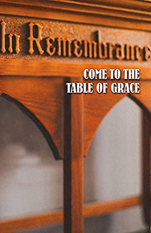Remembrance Communion Bulletin: Package of