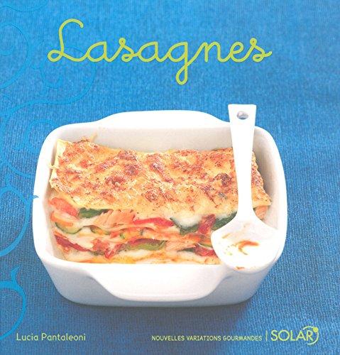 Lasagnes nouvelle édition par Lucia PANTALEONI