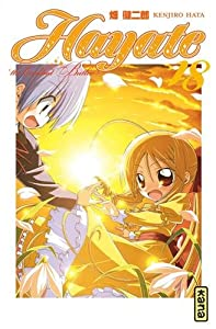 Hayate The combat butler Edition simple Tome 18