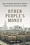 Other People's Money: Either People's Money