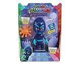 JP PJ Masks jpl24699Night Ninja Wave 3Deluxe Talking Figur, 15cm
