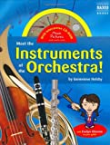 Meet the Instruments of the Orchestra (Book and CD-ROM)