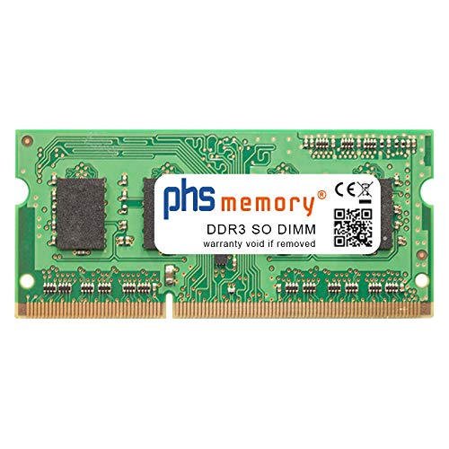 PHS-memory 4GB RAM Speicher für HP Pavilion All-in-One 23-b309ea DDR3 SO DIMM 1600MHz