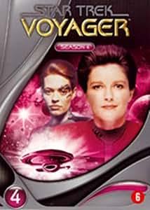Star Trek: Voyager: L'integrale de la saison 4 (Nouveau packaging) [Import belge]